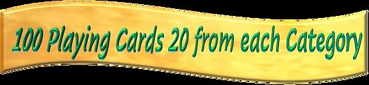 Kickstarter 1oo playing cards banner (2)