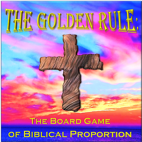 The Golden Rule box top art 4 picture wi