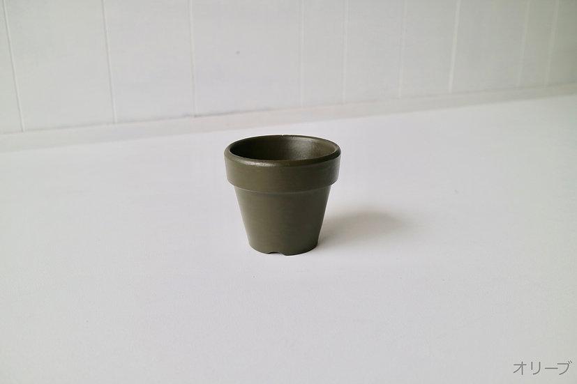 オリーブの鉢、テラコッタ3.5号