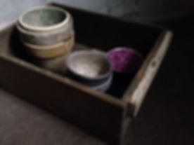手づくりのかっこいい木の箱。ウッドボックス。
