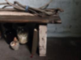 木の棚をおしゃれにアレンジ収納術。