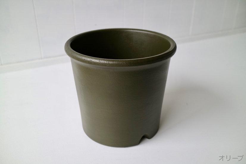 オリーブの鉢、テラコッタ8号