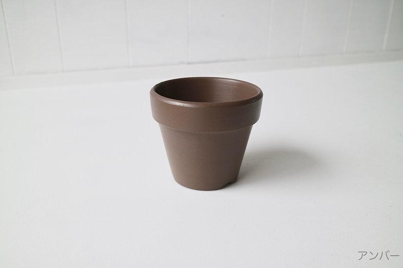 アンバーの鉢、テラコッタ4号