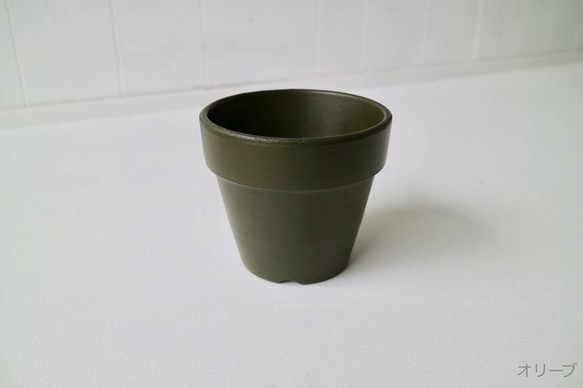 オリーブの鉢、テラコッタ5号