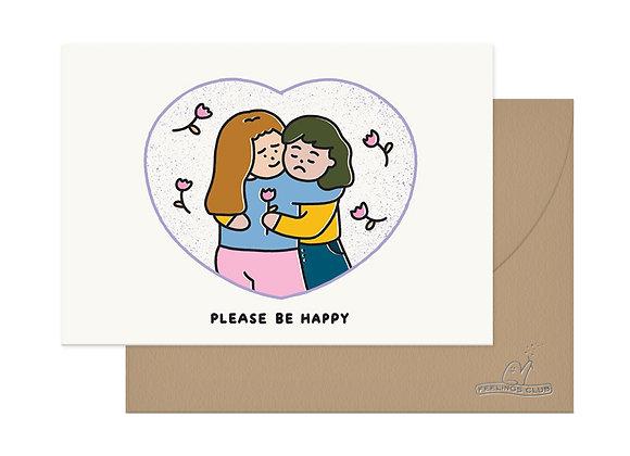 Please Be Happy