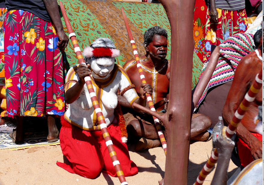 Yolngu Women... keepers of their law