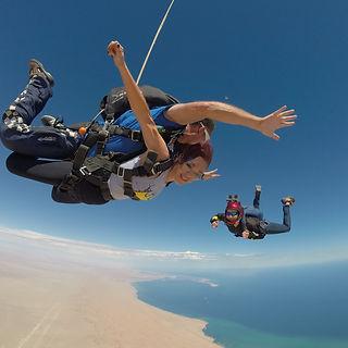 Tandem Skydive | Namibia | Skydive4Fun | Swakopmund Airport