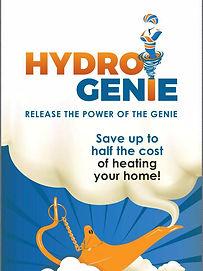 hydro genie Logo