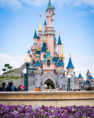 Sleeping-Beautys-Castle-at-Disneyland-Pa