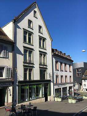 Praxis für Craniosacral Therapie und Supervision Eszte Kaszas Klosterberg 11 Basel