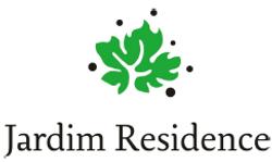logo jardim residence