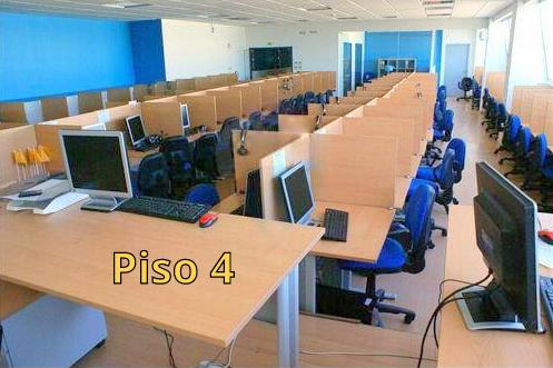 Call Center piso 4