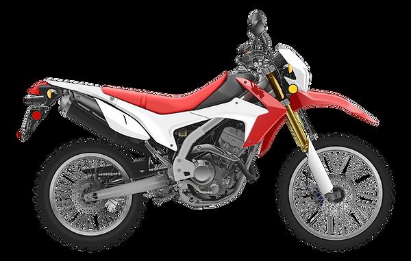 Affinity Designer Honda Crf250l