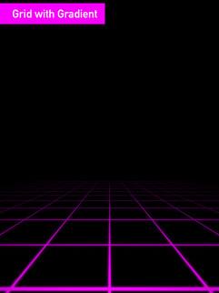 Grid with Gradient - Affinity Designer
