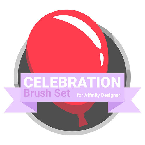 Celebration Brush Set