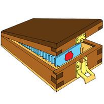 Blood Slides Box