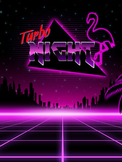 Retrowave vector pack Example 4