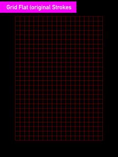 Grid Flat Original (Strokes)  - Affinity