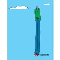 Tall Pigeon