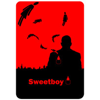 Marketing for the feature film 'Sweetboy'