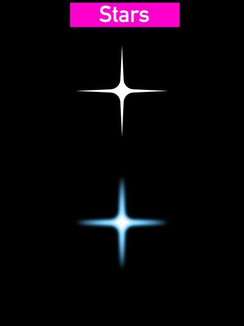 Stars 5 - Affinity Designer