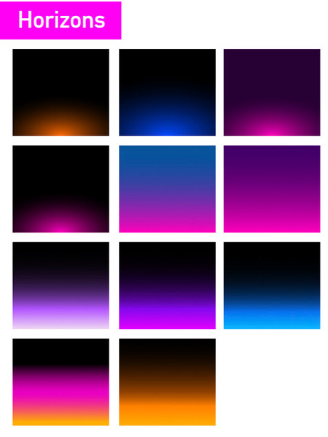 Horizons - Affinity Designer