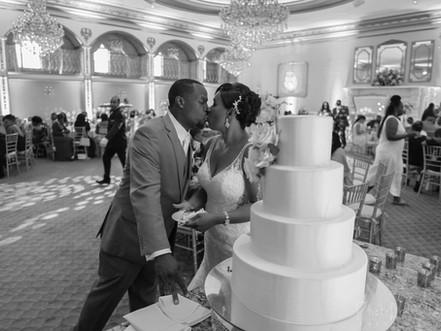 Wedding Day photoshoot | Shameka & William | Lucien's Manor