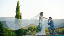 Italy destination wedding Tenuta Di Canonica, Todi, Province of Perugia, Italy