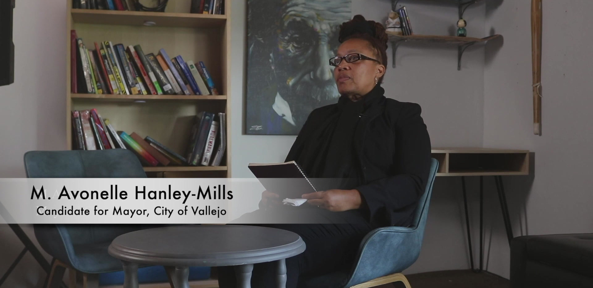 A Hanley Mills - Meet the Candidates, Vallejo