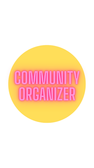 Commuinty Organizer.png
