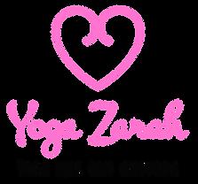 Yoga Zarah, yoga met een knipoog