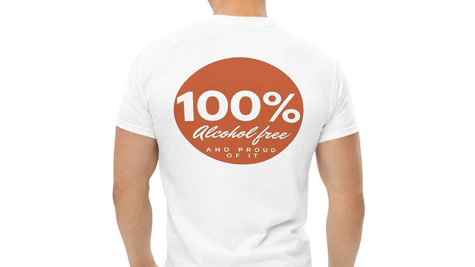 Alcohol free tee