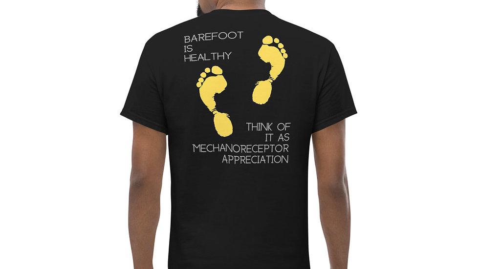 Barefoot tee