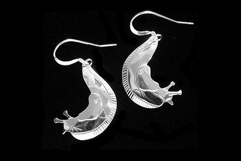 Slug Earrings