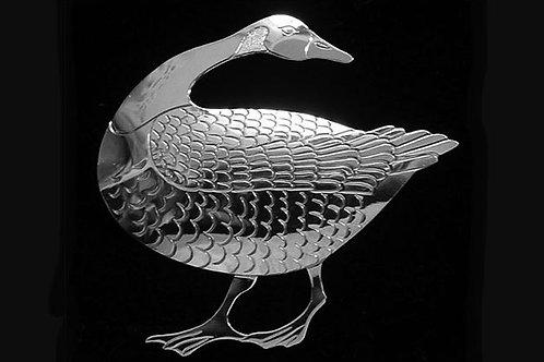 Canada Goose Brooch