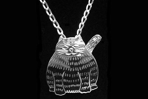 Fat Cat Pendant