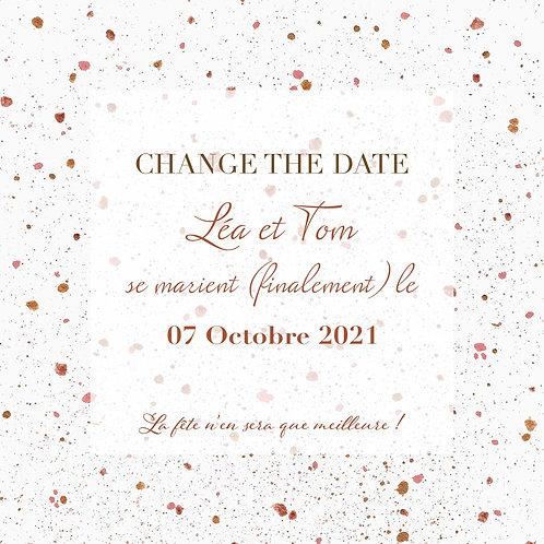 Change The Date - gratuit avec CHANGETHEDATE2020 - nude