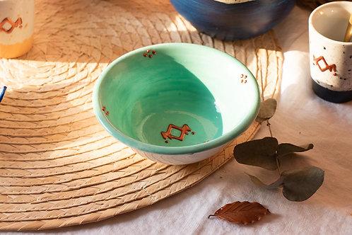 BALOS - Petit bol vert d'eau