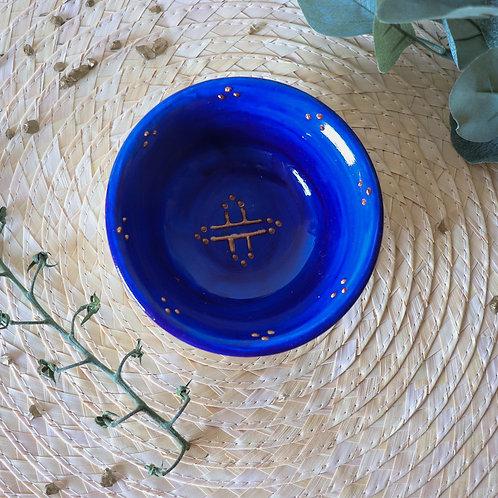 BALOS - Petits bols en porcelaine bleu