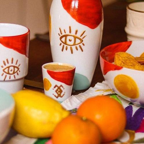 ALIKO - Tasse à café collab' SOUIKAxTASZURI