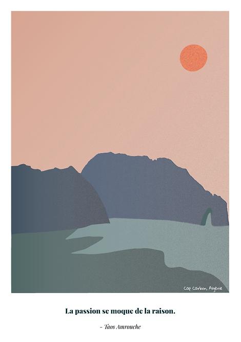 Taos Amrouche - Affiche citation
