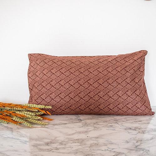 SIWA - Housse de coussin rectangulaire motifs