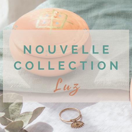 Luz : la nouvelle collection déco douce et chaleureuse sous le signe de l'artisanat made in France