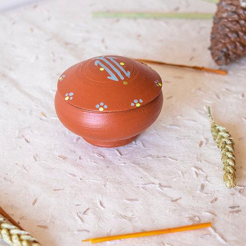TIZA- Boîtes à bijoux en terre cuite