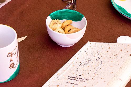 GORDES - Petits bols à thé UDEM
