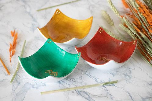 BANDOL - Coupelle apéritif en porcelaine