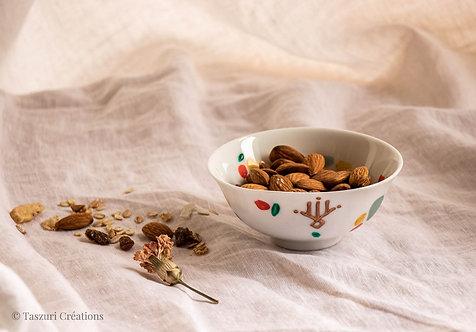 BALOS - Petits bols en porcelaine terrazzo