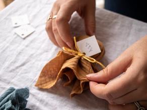 DIY : fabriquer des sachets de lavande comme cadeaux invités