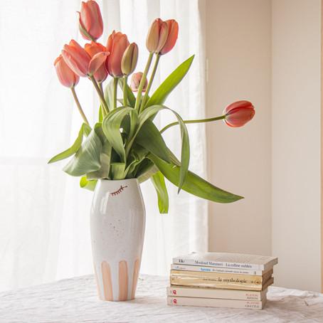 Les 8 bouquets de fleurs pour sublimer vos jarres berbères de printemps!