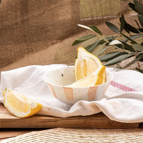 BALOS - Petits bols en porcelaine argile sauge